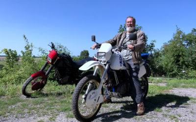 Nos voyages à moto